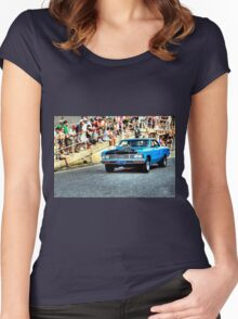 Souped Up Chevy Women's Fitted Scoop T-Shirt