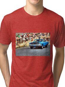 Souped Up Chevy Tri-blend T-Shirt