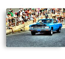 Souped Up Chevy Canvas Print