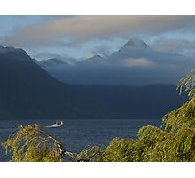 Morning In Queenstown Photographic Print