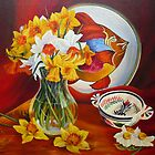 Spring time - Art deco by Beatrice Cloake