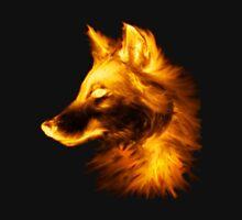 Gold wolf Unisex T-Shirt