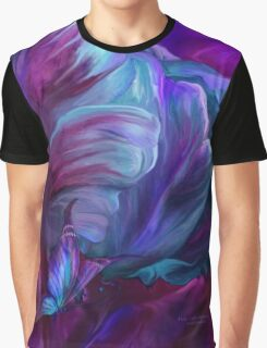 Tulips - Colors Of Paradise 4 Graphic T-Shirt