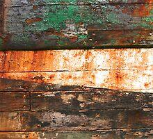 Wooden Shipwreck by aurielaki