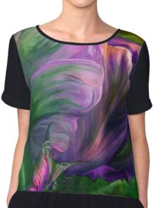 Tulips - Colors Of Paradise 6 Chiffon Top