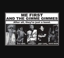 Me First And The Gimme Gimmes - Just A Band by HoldNo712Armbar