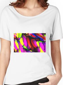 Life is Crazy Women's Relaxed Fit T-Shirt