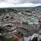 Glorious Salzburg by davidandmandy