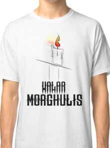 Game of Thrones - Valar Morghulis Classic T-Shirt