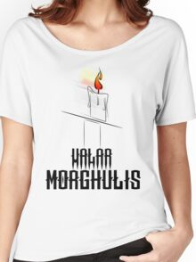Game of Thrones - Valar Morghulis Women's Relaxed Fit T-Shirt