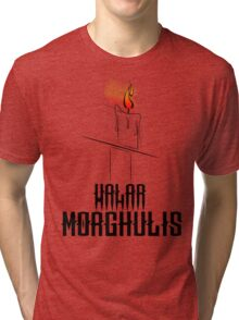 Game of Thrones - Valar Morghulis Tri-blend T-Shirt
