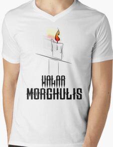 Game of Thrones - Valar Morghulis Mens V-Neck T-Shirt