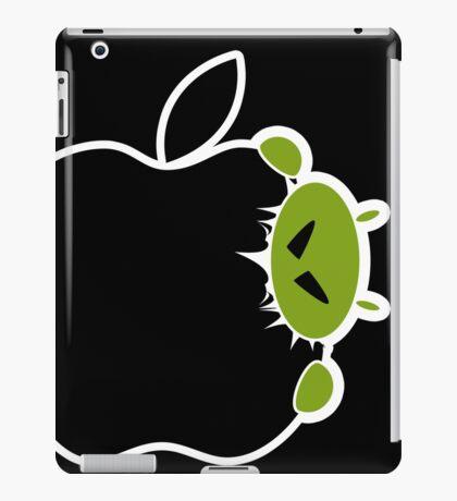 Android Bite Apple iPad Case/Skin