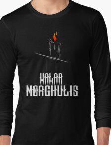 Game of Thrones - Valar Morghulis - Dark Long Sleeve T-Shirt