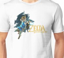 Link - The Legend Of Zelda: Breath of the Wild Unisex T-Shirt