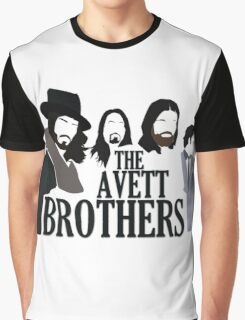 the avett brothers best vector design Graphic T-Shirt