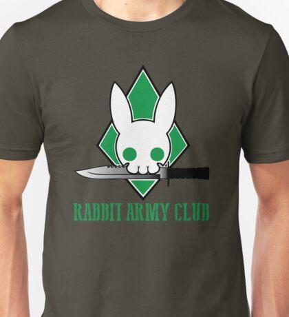 Rabbit Army Club Unisex T-Shirt