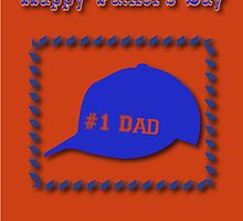 Father's Day-Cap by BettyJeane