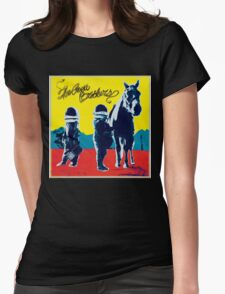 true madness - the avett brothers cover Womens Fitted T-Shirt
