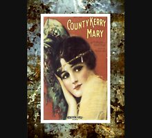 Country Kerry Mary Flapper Vintage Sheet Music Unisex T-Shirt