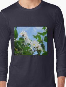 Anacahuita Blossoms  Long Sleeve T-Shirt