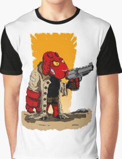 HELLSHEEP Graphic T-Shirt