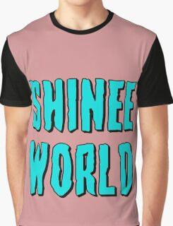 SHINee WORLD Graphic T-Shirt