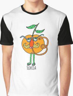 Florida's Crazy Graphic T-Shirt