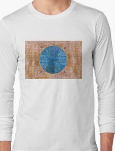 Ancient roman mosaic Long Sleeve T-Shirt