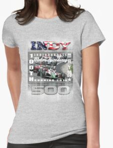 indy 500 Womens Fitted T-Shirt