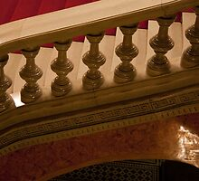 Balustrade by phil decocco