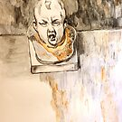 Crying Baby Bust by JolanteHesse