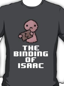 Binding of Isaac (Rebirth) - pixelated Beggar T-Shirt