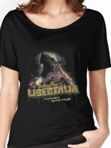 Greetings from Libertalia Women's Relaxed Fit T-Shirt