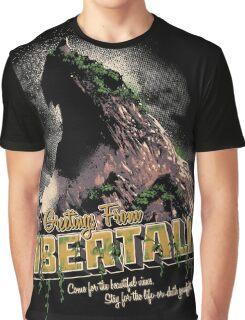 Greetings from Libertalia Graphic T-Shirt