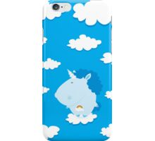 baby unicorn iPhone Case/Skin