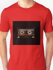 Retro Music Cassette Tape Unisex T-Shirt