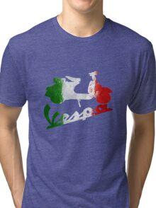 Vespa Classic Tri-blend T-Shirt