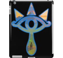 Inside the Sheikah eye iPad Case/Skin