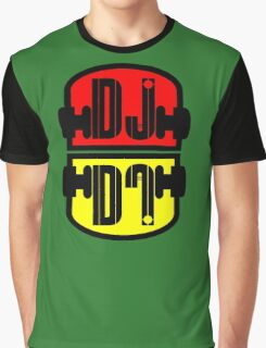 Cool DJ Graphic T-Shirt