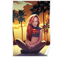 I'm a Supergirl! Poster