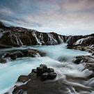 the blue gem by JorunnSjofn Gudlaugsdottir