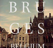 Bruges, belgium by LPinchh
