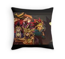 Yu-Gi-Oh! Throw Pillow