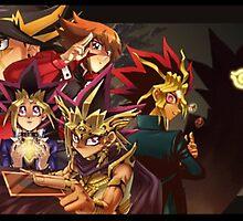Yu-Gi-Oh! by EternalParadox