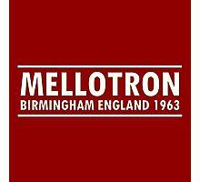 Mellotron Birmingham England 1963 Photographic Print