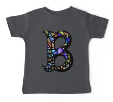Letter B Baby Tee