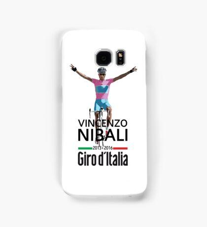 Vincenzo 2016 Clear Samsung Galaxy Case/Skin
