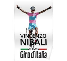 Vincenzo 2016 Clear Poster