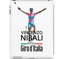 Vincenzo 2016 Clear iPad Case/Skin